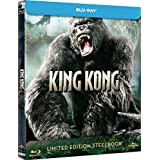STEELBOOK KING KONG EDITION LIMITEE