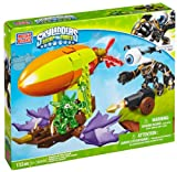 Mega Bloks 95415 - Skylanders Zepplin Air Ship Assault, Konstruktionsspielzeug