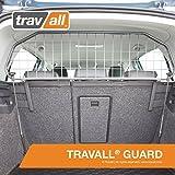 Travall® Guard Hundegitter TDG1355 – Maßgeschneidertes Trenngitter in Original Qualität