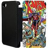 DC Marvel comic tapa para Samsung Galaxy S5 G900 - Magneto profesor X - G752