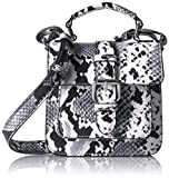 Armani Jeans Tasche Umhängetasche Clutch Bag 922215 schwarz-weiß