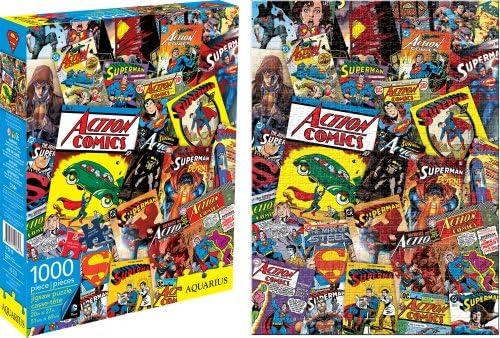 Aquarius DC Comics- SuperFemme 1000 1000 1000 Pc Jigsaw Puzzle | Expédition Rapide  ec1489