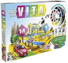 Idea Regalo - Hasbro Gaming - Il Gioco della Vita Gioco da Tavolo, C0161103