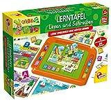 Lisciani 52530 - Carotina Lerntafel Lesen und Schreiben, Spiel