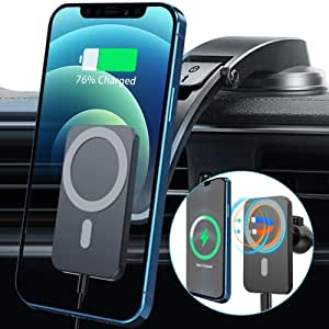 Blsyetec Wireless 15 W Quick Charger And Mobile Phone Holder For Cars 0 1s Qi Induction Automatic Clamping Arm For Iphone 12 11 Se Samsung Galaxy Lg Qi Mobile Phones Elektronik