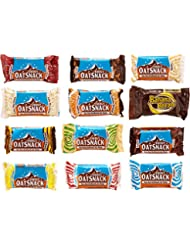 Oat Snack Riegel, Mix Box, Alle Geschmacksrichtgungen, 15x65g (975g)