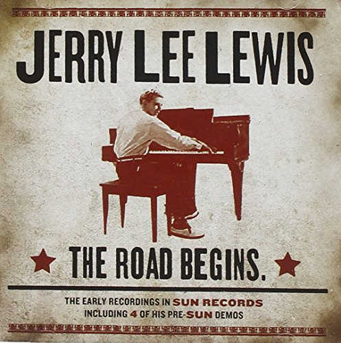 Jerry Lee & Friends Lewis: The Road Begins-Early Recordings (Audio CD)