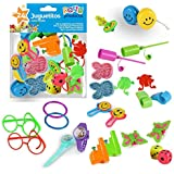 kit 24 jouets pour pinata fête anniversaire enfants pochette surprise cadeaux