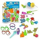 Best Jouets Anniversaire - kit 24 jouets pour pinata fête anniversaire enfants Review