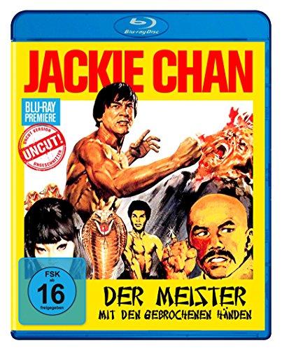 Jackie Chan - Der Meister mit den gebrochenen Händen - Uncut [Blu-ray]