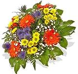 """Blumenstrauß Blumenversand """"Dankeschön...!"""" +Gratis Grußkarte+Wunschtermin+Frischhaltemittel+Geschenkverpackung"""