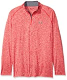 Under Armour Herren Fitness Sweatshirt UA Tech 1/4 Zip, Rot Red, M, 1242220-600