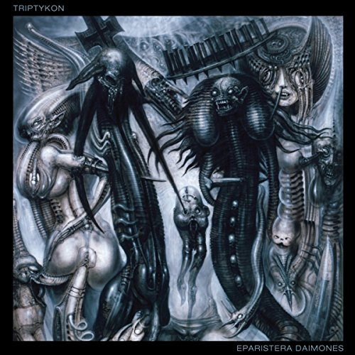 Triptykon: Eparistera Daimones (Ltd.Edt.) (Audio CD)