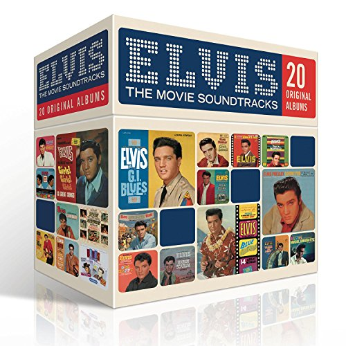 Elvis: The Movie Soundtracks (20 CD)