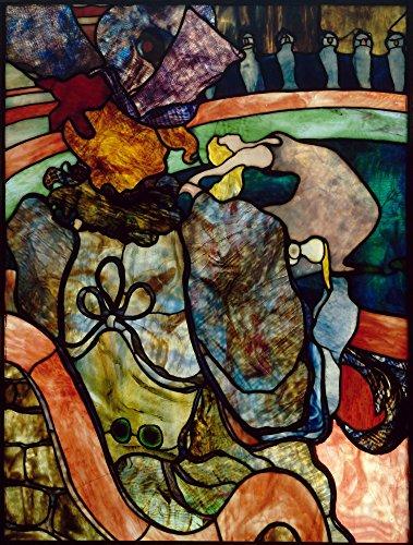 Das Museum Outlet-Lautrec-gebeizt Glas-Poster Print Online kaufen (152,4x 203,2cm)
