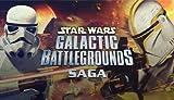 STAR WARS Galactic Battlegrounds Saga [Online Game Code]