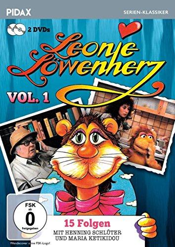 Leonie Löwenherz, Vol. 1/Die ersten 15 Folgen der Kult-Serie (Pidax Serien-Klassiker) [2 DVDs]
