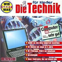 Wie geht was. Die Technik für Kinder. CD- ROM für Windows 95/98/2000