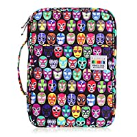 Sumnacon 160 Pencil Case Pencil Bag for School and Office with Large Capacity (Mask)