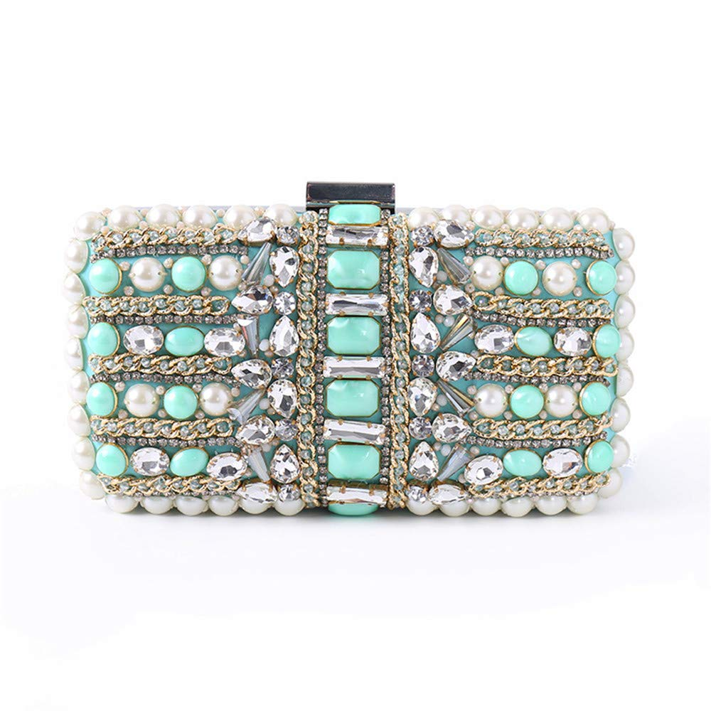 a39c445517d14 Lovely Rabbit Women's Sparkly Diamante Crystal Rhinestone Clutches Evening  Handbag For Wedding Night Out Prom – Miss Alice