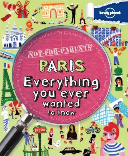 Not For Parents Paris par Klay Lamprell