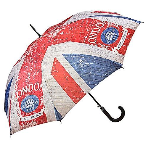 Union Jack Handtasche im Großbritannien Vintage Design Damen Bowling Tasche
