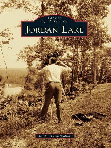 Jordan Lake (Images of America) (English Edition) -