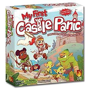 Fireside Games FSD1013 My First Castle Panic, álbum de Foto y Protector