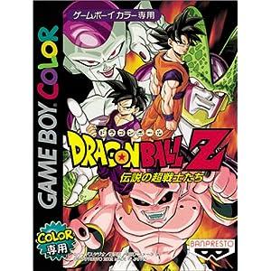 Dragon Ball Z Densetsu no chousenshitachi – GameBoy Color – JAP