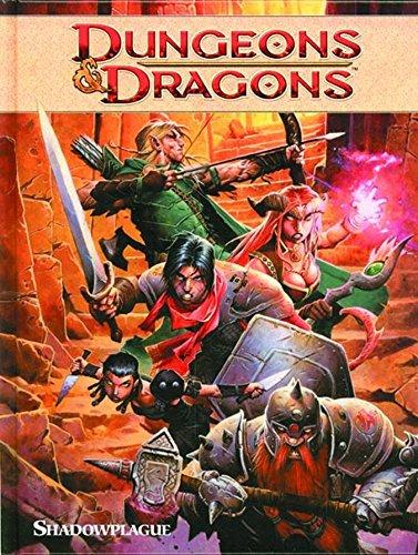 Dungeons & Dragons Volume 1: Shadowplague HC by John Rogers (2011-07-12) par John Rogers