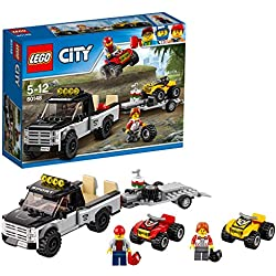 Lego City 60148 - Great Vehicles Team da Corsa del Fuoristrada