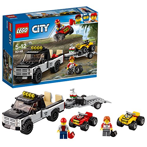 LEGO City Great Vehicles - Todoterreno del equipo de...