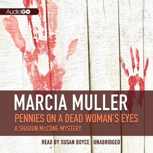 Pennies on a Dead Woman's Eyes  Audiolibri