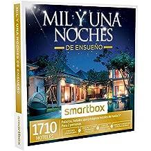 SMARTBOX - Caja Regalo -MIL Y UNA NOCHES DE ENSUEÑO - 1710 hoteles de hasta
