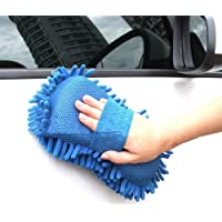 NR MART Multipurpose Car Wash Sponge and Dry Cleaning Sponge, Sponge For Washing Car Window Home Cleaning Tool (Multi Color)
