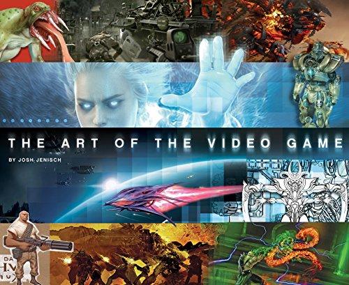 The Art of the Video Game por Josh Jenisch