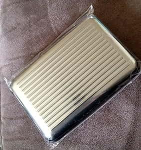 Aluminium Credit Card Holder (Black)