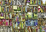 Ravensburger 14668 - Magisches Bücherregal - Puzzle, 500-teilig