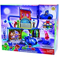 PJ Masks - Playset base secreta (Bandai 24561)