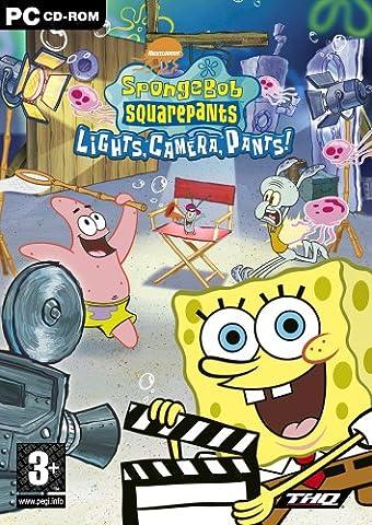 Spongebob Squarepants Lights, Camera, Pants! (PC