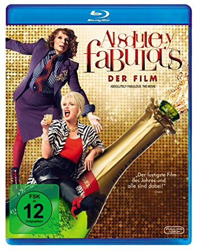 Absolutely Fabulous - Der Film [Blu-ray]