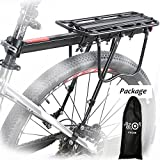 Best Bike Panniers - Bike Cargo Racks Bicycle Pannier Rack Mountain Carrier Review