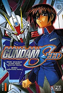 Mobile Suit Gundam Seed Edition simple Tome 1