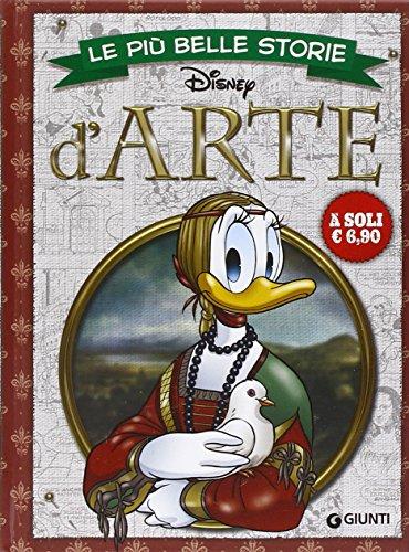 Le più belle storie d'arte (I fumetti di Disney club)