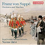 Suppe: Overtures And Marches (Neeme Järvi, Royal Scottish National Orchestra) (Chandos: CHSA 5110)