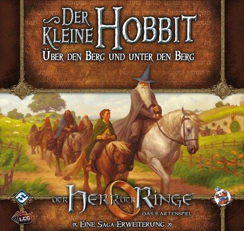 Heidelberger 1301MAY12 - Herr der Ringe Kartenspiel, Über und unter den Berg - Hobbit Saga Erweiterung