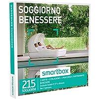 Smartbox - Cofanetto Regalo - SOGGIORNO BENESSERE - 215 soggiorni con benessere in hotel 4*, 5* e dimore