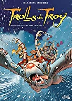 Trolls de Troy T19 - Pas de Nöl pour le père Grommël de Christophe Arleston