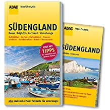 ADAC Reiseführer plus Südengland: mit Maxi-Faltkarte zum Herausnehmen