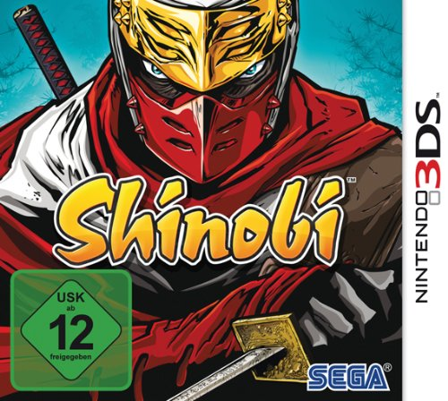 Shinobi - [Nintendo 3DS]